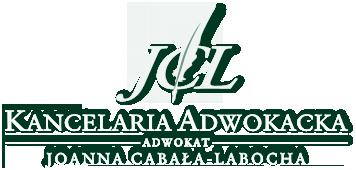 Kancelaria Adwokacka Adwokat Joanny Cabała-Labocha – Inowrocław